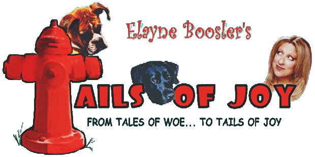 Elayne Boosler's Tails of Joy